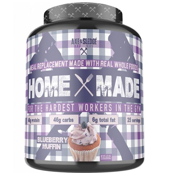 Axe & Sledge Home Made Meal Replacement