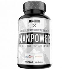 Axe & Sledge Manpower Natural Testosterone Booster