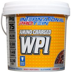 Amino Charged WPI Protein 3kg