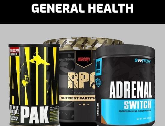 Sydney General Health Supplements