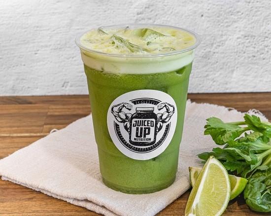 Juiced Up Nutrition Green Machine Juice