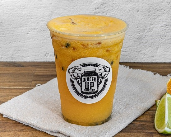 Juiced Up Nutrition Pineapple Passion Juice
