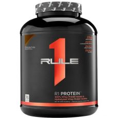 Rule 1 Chocolate Fudge Protein Powder 76 Serves
