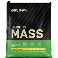 Serious Mass Protein Powder - Serious Mass Banana Protein Powder 16 Serves