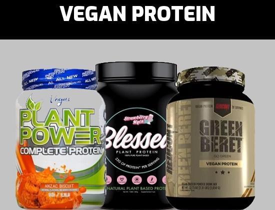 Sydney Vegan Protein Supplements
