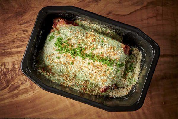 Gluten Free High Protein Beef Lasagna