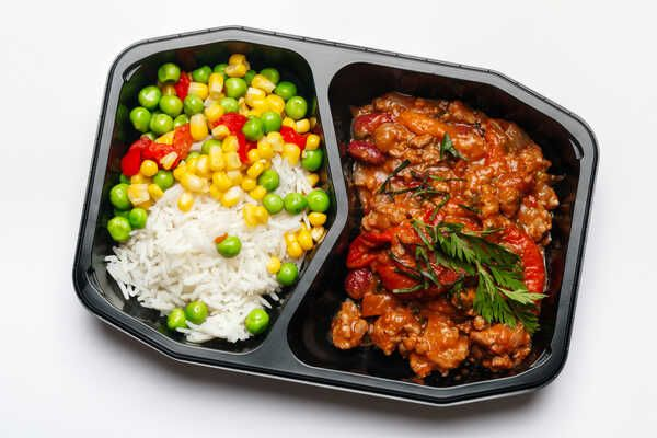 Lean Beef Chill Con Carne With Light Sour Cream