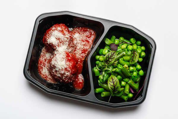 Lean Beef Italian Meatballs