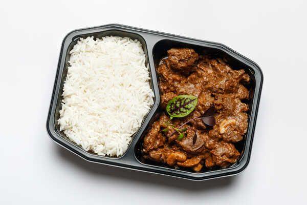 Mild Korma Beef Curry