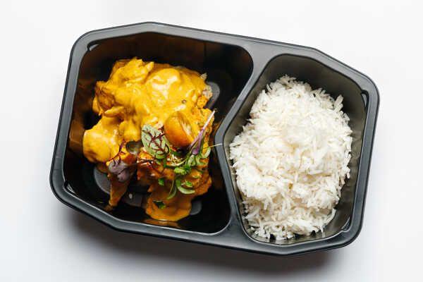 Mild Mango Chicken Curry
