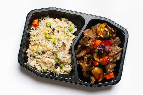Mongolian Beef Hot Pot