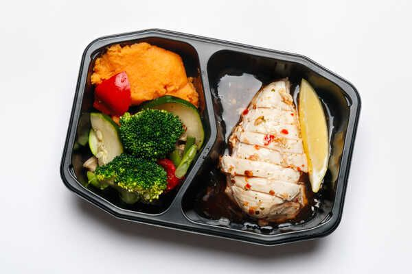 Oven Roasted Chicken Breast With Mild Sweet Thai Chilli Sauce