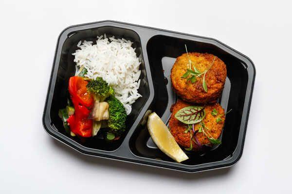 Vegetarian Carrot Falafel