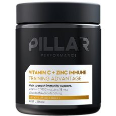 Pillar Performance Vitamin C + Zinc Immune