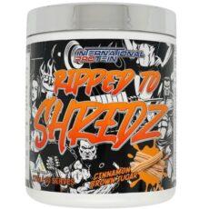 International Protein Ripped To Shredz